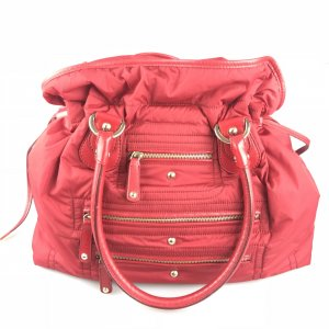 Red Tod's Shoulder Bag