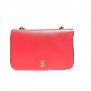 Red Tory Burch Cross Body Bag