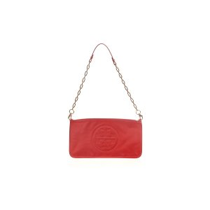 Red Tory Burch Shoulder Bag