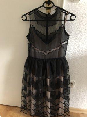 Red Valentino Abendkleid