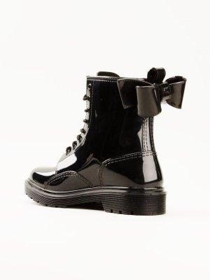 RED Valentino Boots Gummistiefel Gr. 39 schwarz  NEU !!  Sold out!