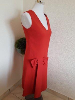 Red Valentino extravagantes Neues Kleid Größe 36(ital.40) in Rot