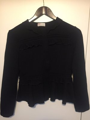 RED Valentino Sweat Blazer black