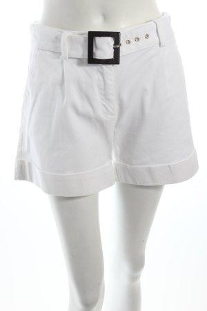 Red Valentino Shorts weiß