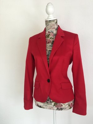 Mango collection Blazer red-black