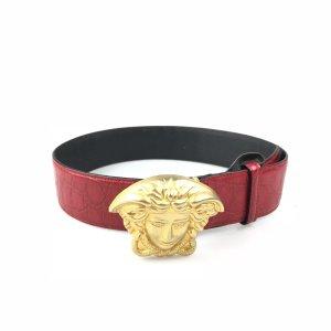 Versace Cintura rosso