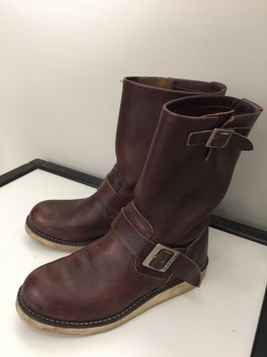 Red Wing Engineer Woman 2970