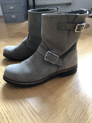 Red Wing Shoes Botte courte gris