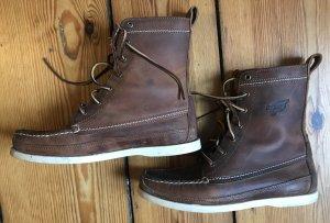 Red Wing Shoes Aanrijg laarzen veelkleurig Leer