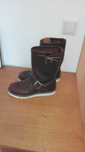 Red Wing Stiefel braun 38