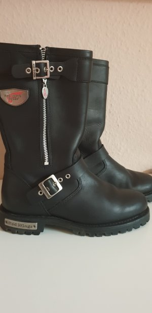 Red Wing Borceguíes negro