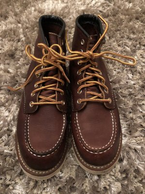Red wing Stiefelette Schuhe Blogger