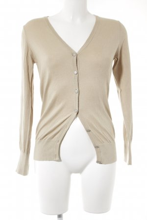 redgreen Cardigan beige Casual-Look