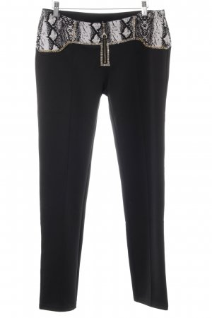 Redial Jeggings negro look casual