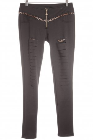 Redial Luxury Leggings leopard pattern extravagant style