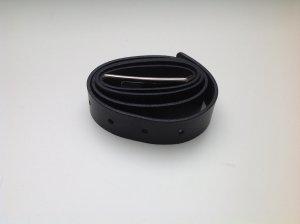 Ledergürtel von Esprit schwarz 2,5cm breit