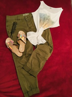 ⭐️REDUZIERT ⭐️Mos Mosh Cargo Pants in Khaki W31