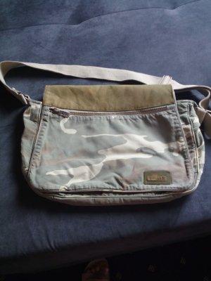 Reduziert, nochmals !!! Stofftasche mit Tarnmuster/ NEU/