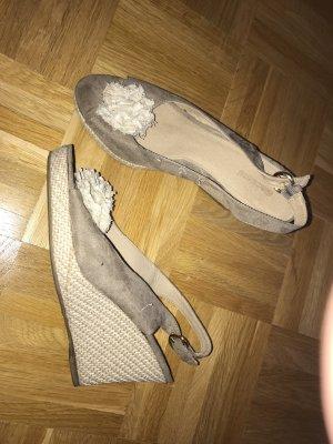 Reduziert!!! Sandalen, Wedges Gr. 40