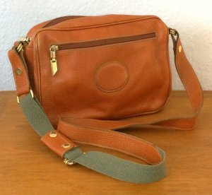 Moschino Crossbody bag multicolored leather