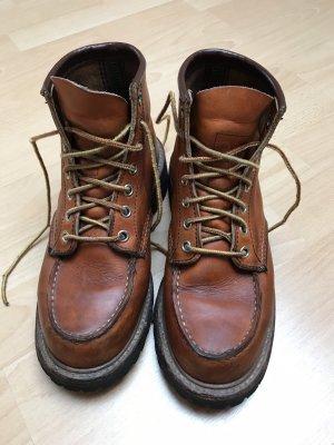 Red Wing Lace-up Boots brown-light brown