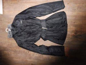 Reebock Coole Winterjacke mit Pelzkragen Größe M