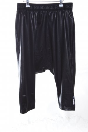 Reebok Capris black athletic style