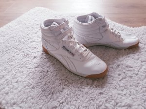 Reebok Classic Freestyle High white