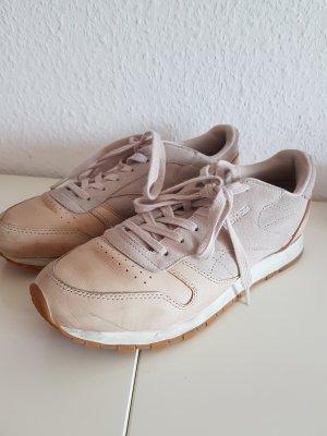 Reebok Classic,Gr: 40,5; hellrosa/beige; Sneaker