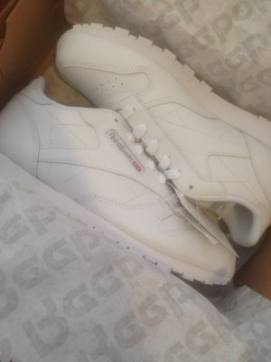 Reebok Classic in weiß