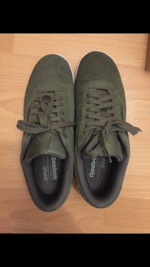 Reebok Classic khaki sneaker 37,5