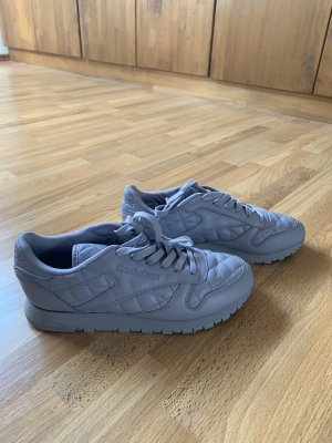 Reebok Classic leather Flieder Gr. 38