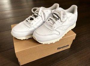 Reebok Classic Leather Hardware Sneaker weiß NEU