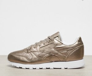 Reebok CLASSIC Leather Melted Metals Gold