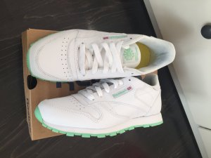 Reebok Classic Leather mintgrün 36