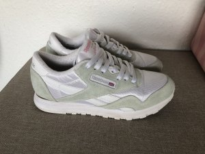 Reebok Classic Leather Nylon Original beige/grau