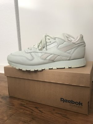 Reebok Classic Leather Pastel mint / mintgrün