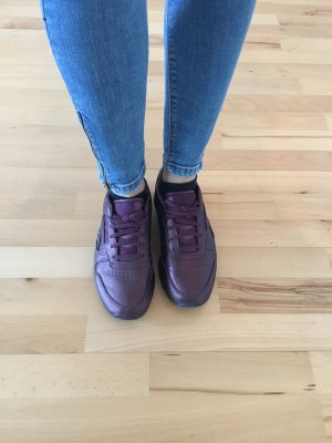 Reebok Classic Leder Purple