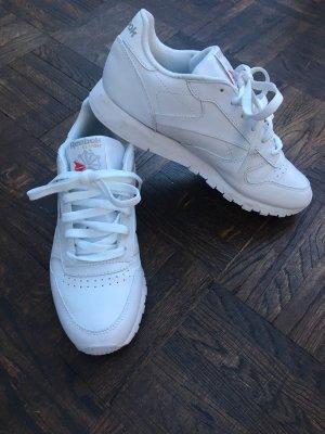 Reebok Classic Leder Weiß 38,5