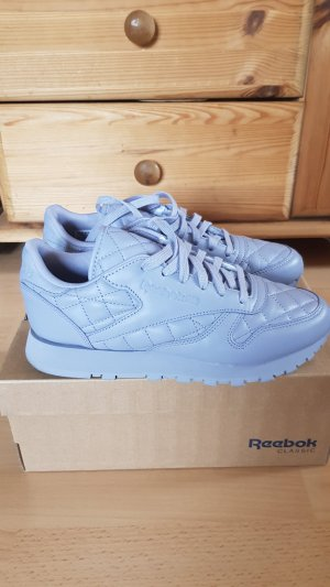 Reebok Classic Quilted Leather