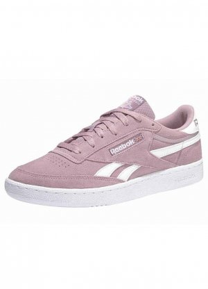 Reebok Lace-Up Sneaker lilac-light pink