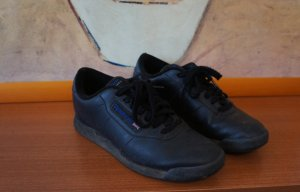 reebok classic schwarz 38 sneaker turnschuhe urban fashion streetstyle