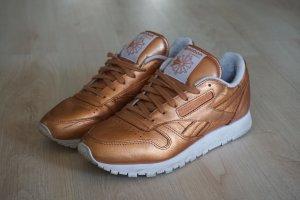 Reebok Classic Sneaker, Kupfer, Größe 38