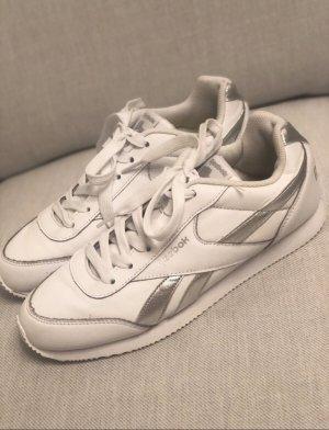 Reebok Classic Sneaker Leder Echtleder Sport Schuhe Trainers Schuhe weiß 39