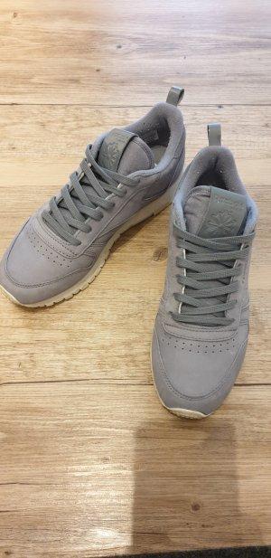 Reebok Lace-Up Sneaker grey