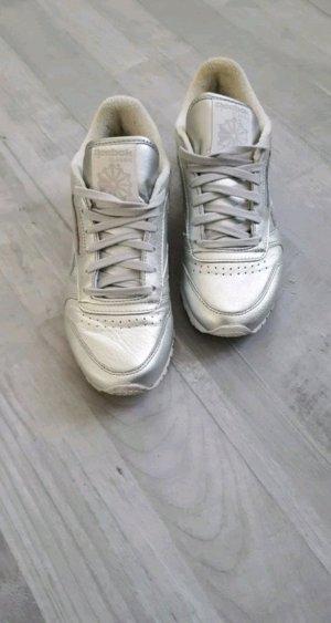Reebok Classic Sneaker Silber Größe 37