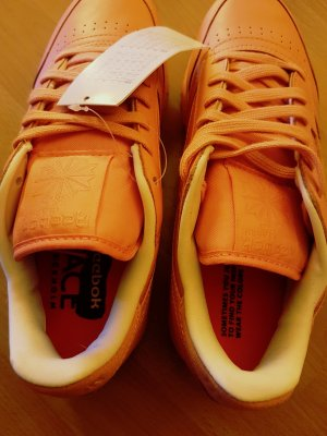 Reebok classics NEU orange