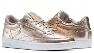 Reebok Club C 85 Melted Metals