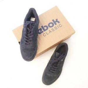 Reebok Club C 85 TG Sneakers Grau 43 Wildleder Leder Neu mit Etikett