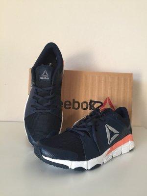 Reebok Crossfit Gr. 39 Neu Schuhe Sneaker Trainflex Navy
